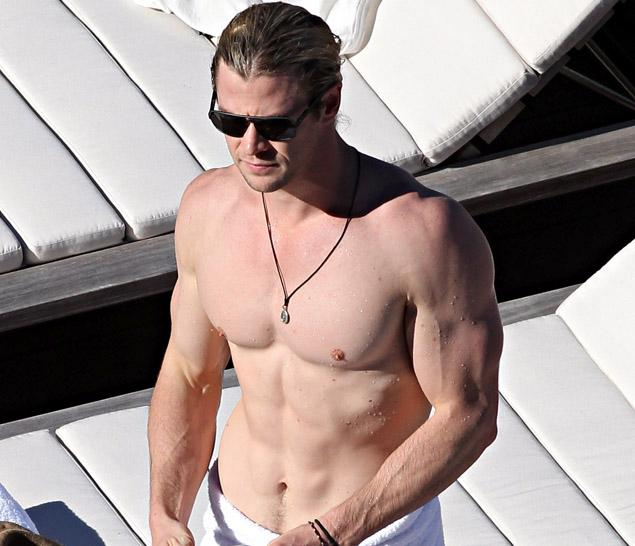Chris Hemsworth Thor Workout Diet Weight Loss Body Stats Born To Workoutborn To Workout