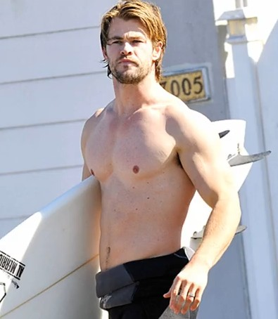 Chris Hemsworth Thor Workout Diet Weight Loss Body Stats