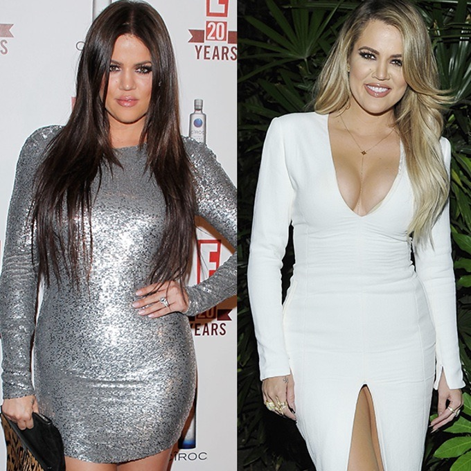 Khloe Kardashian Weight Loss Diet Workout Routine Body Stats