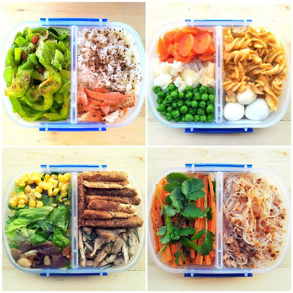Day menu 1000 calories