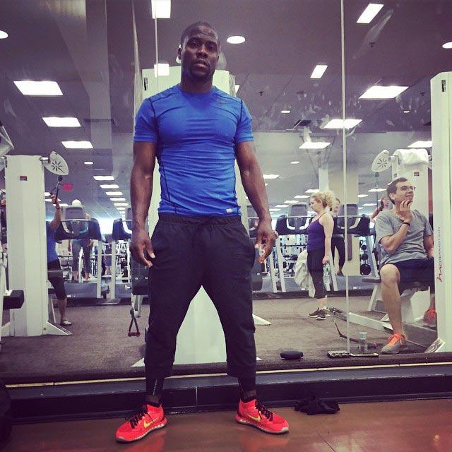 Kevin Hart Workout Routine, Diet Regimen, Body Stats
