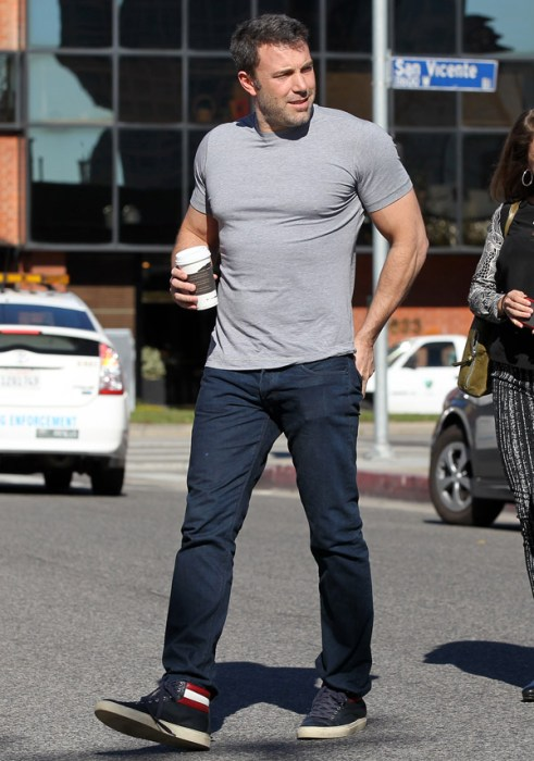 Ben Affleck S Batman Workout Routine And Diet For A Jacked
