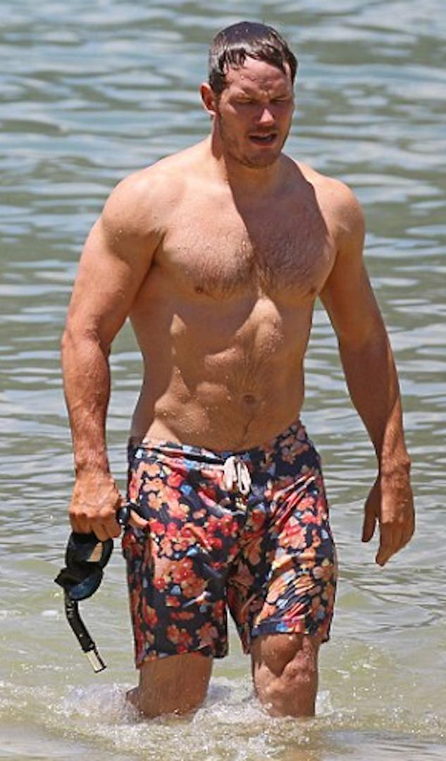 chris pratt six months diet interview
