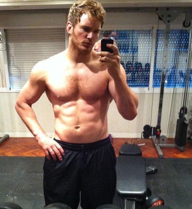 Chris Pratt S Workout Routine And Diet Plan For Weight Loss Born