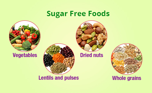Sugar Free No Processed Food Diet