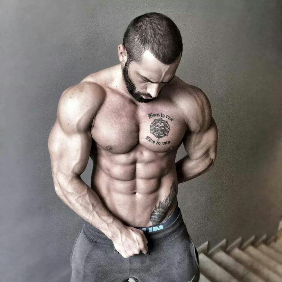 Bodybuilder Lazar Angelov Workout Diet Plan Body Stats