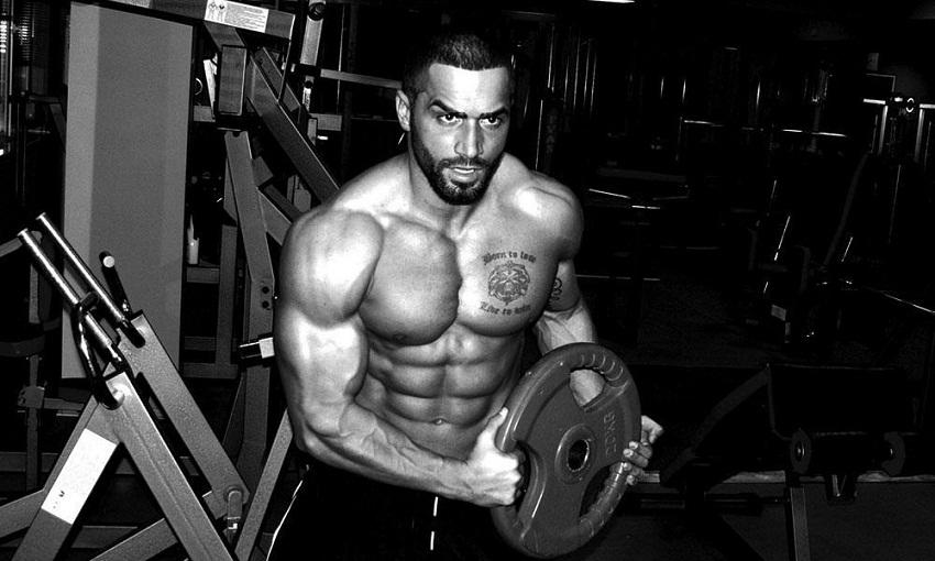 Bodybuilder Lazar Angelov Workout Diet Plan Body Stats Born To