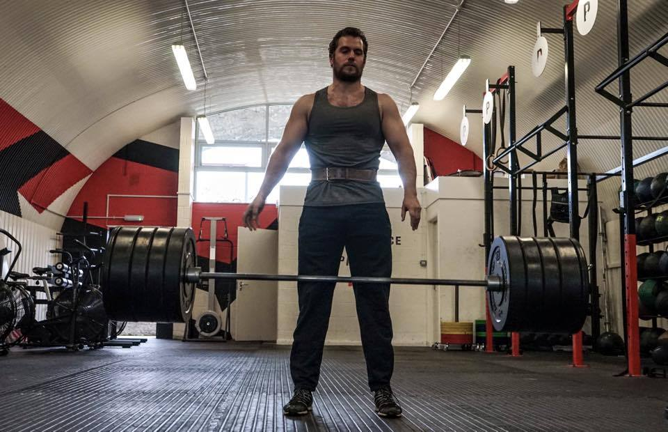 Henry Cavill S Superman Workout Routine Diet Plan Body