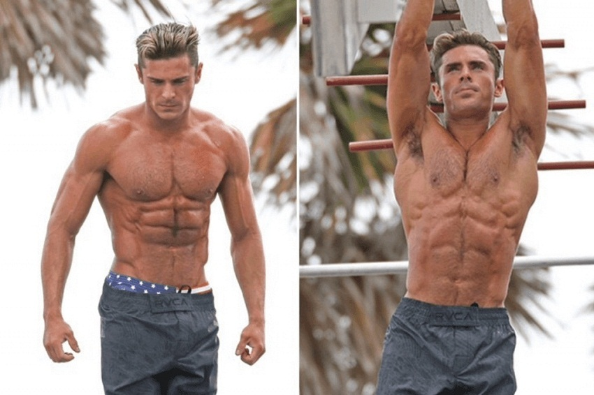 Zac Efron's Workout Routine, Diet Plan, and Body ...