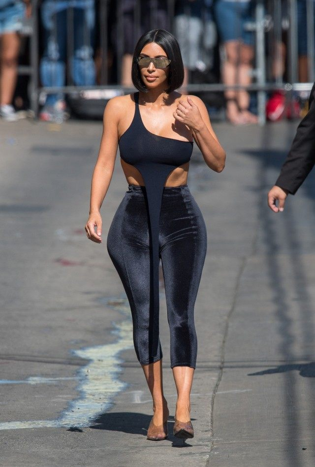 Kim Kardashian Workout Routine, Diet Plan, Body Measurements | Born