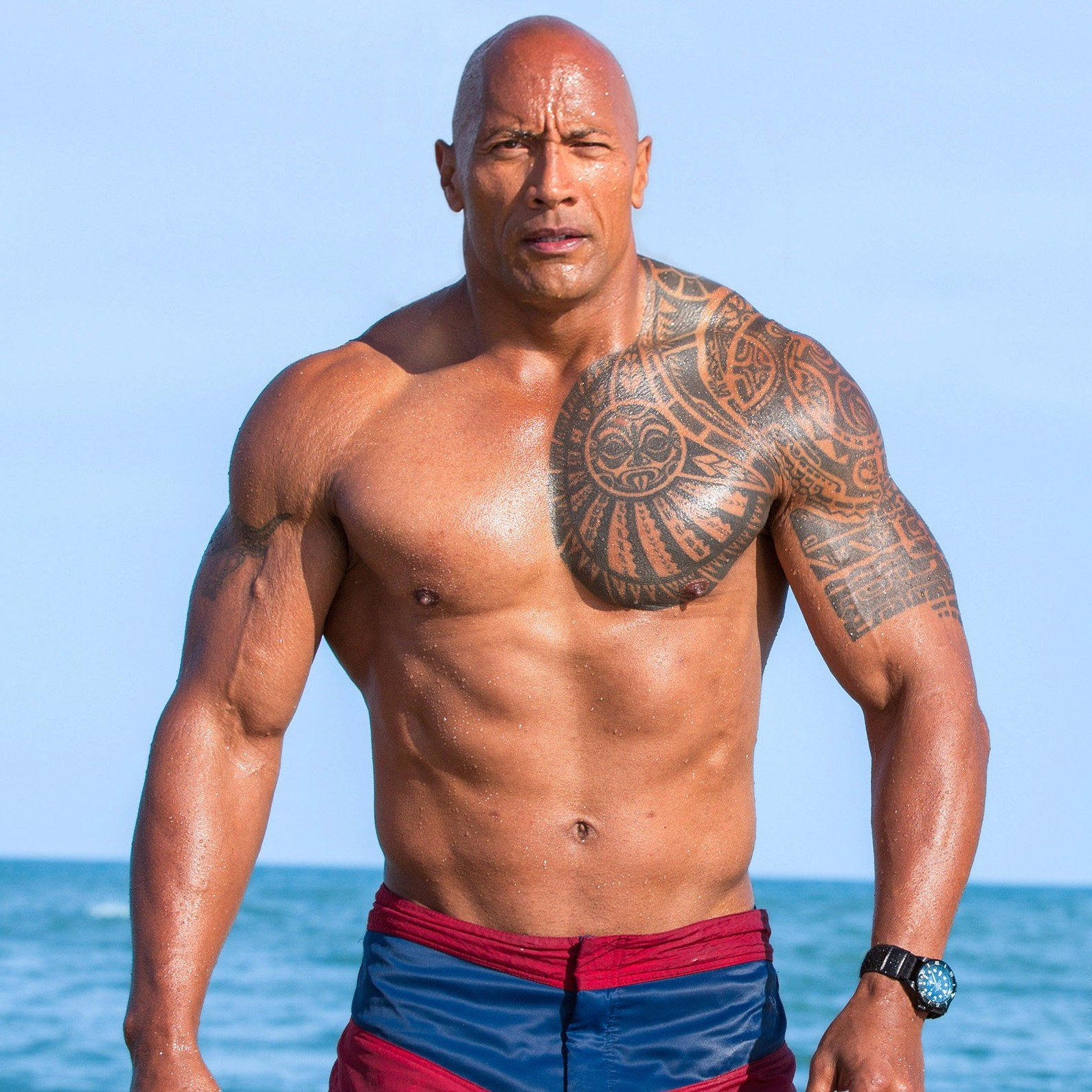 daddy ohne plan dwayne johnson