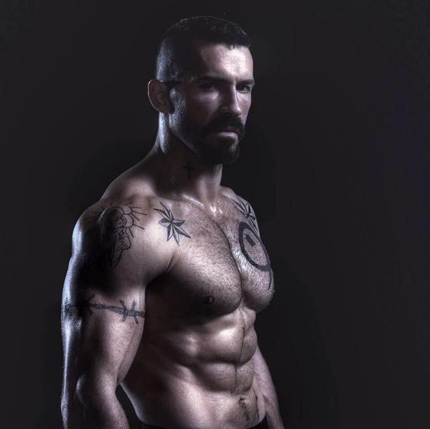 Boyka's Chest Workout - Undisputed 4 - YouTube |Scott Adkins Undisputed 3 Workout